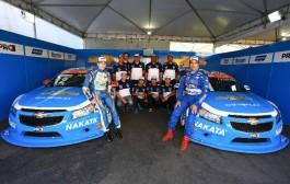 Com menos de um ano de existência, Onze Motorsports comemora resultados no Brasileiro de Marcas