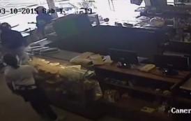 Ladrões armados invadem e assaltam padraria em bairro de Campo Grande (MS)