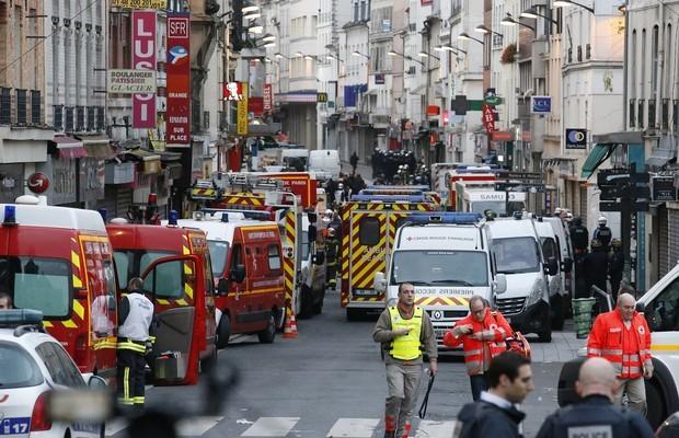 Polícia francesa realiza operação para prender terroristas e mata pelo menos 2 suspeitos