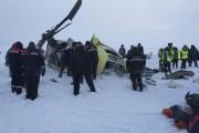 Helicóptero militar russo cai na Sibéria e mata pelo menos 10 pessoas
