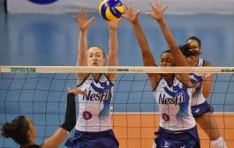 Vôlei Nestlé bate Pinheiros e conquista terceira vitória seguida na Superliga