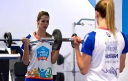 Vôlei Nestlé treina forte no Carnaval de olho na fase decisiva da Superliga