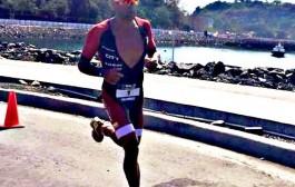 Oscar Galindez garante o título pan-americano pro de Ironman 70.3