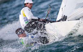 Maior medalhista olímpico do País veleja na Star Sailors League