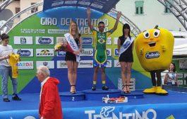 Weber Shimano Ladies Power conquista o título sub-23 da Joe Martin Stage Race