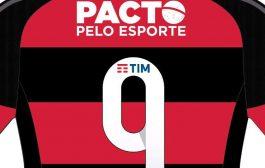 Flamengo estampará logomarca do