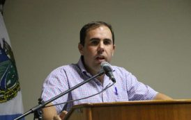 Prefeito de Figueirão (MS) veta projeto e congela salários do executivo