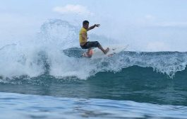 Abertura do Maresia Paulista de Surf Profissional contará com surfistas de 10 estados