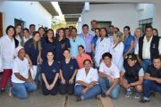 Servidores do Hospital Municipal Paulino Alves da Cunha recebem novos uniformes