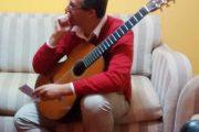 Com entrada franca, ASL apresenta palestra e concerto do violonista Marcelo Fernandes