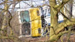 Descarrilamento de trem deixa 1 morto e 27 feridos na Bélgica